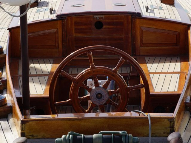 Professionell yacht service